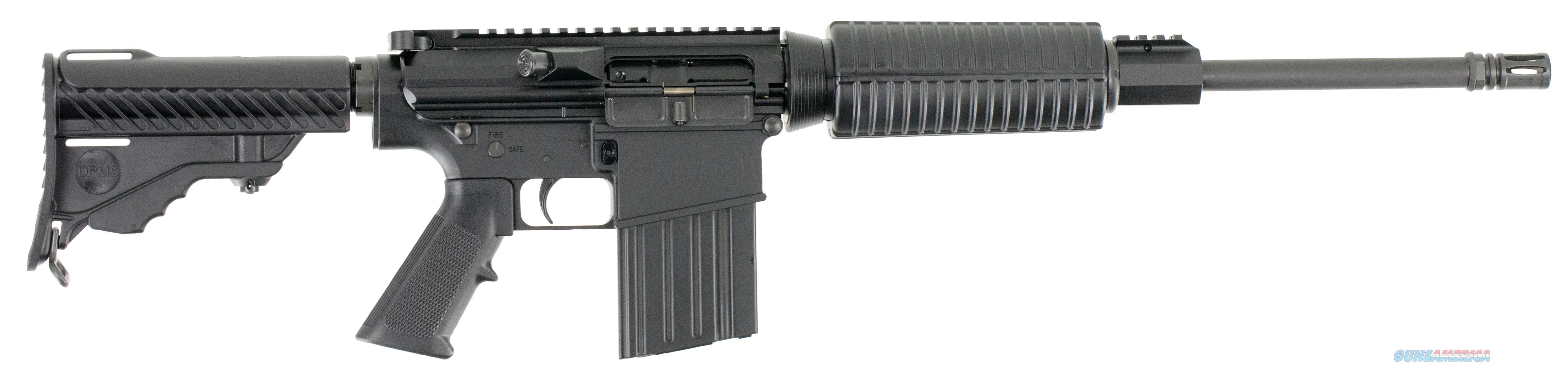 "Dpms  60560 Oracle Tactical Precision Semi-Automatic 308 Winchester/7.62 Nato 16"" 19+1  Pardus 6-Position Synthetic Black Stk Black 60560  Guns > Rifles > D Misc Rifles"