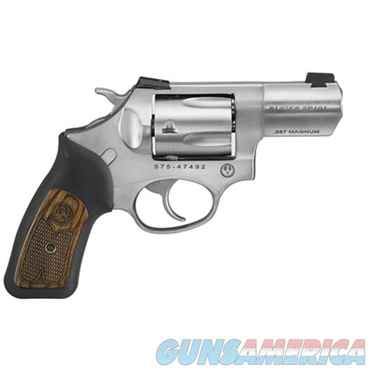"Ruger Sp101 Wiley Clap .357Mag 2.25"" Novak Sights Ss (Talo) RUG 5774  Guns > Pistols > TU Misc Pistols"