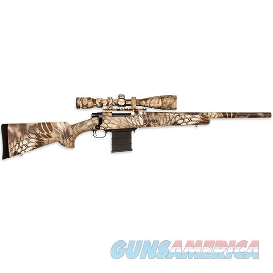Legacy Sports Full Highlander 223 Scope Bipod Combo 20Thr HKF70227KHF  Guns > Rifles > L Misc Rifles
