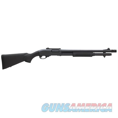 "Remington Firearms 81198 870 Express Tactical Pump 12 Gauge 18.5"" 3"" Grs Synthetic Black Stk Black 81198  Guns > Shotguns > R Misc Shotguns"