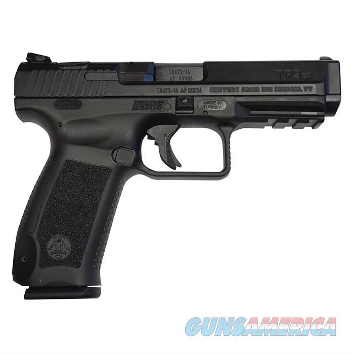 Tp9sa Black Pistol 9Mm W/ 2 10Rd Mags HG3759-N  Guns > Pistols > C Misc Pistols