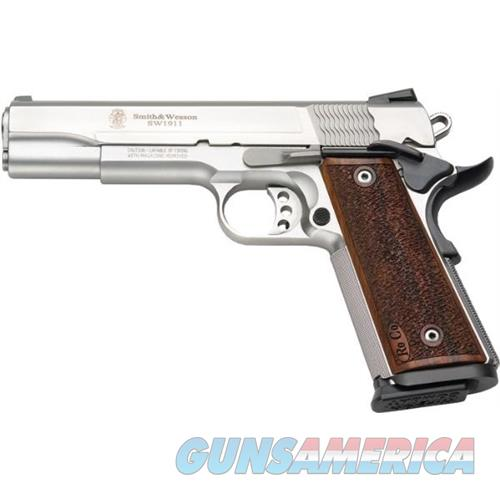 """Smith & Wesson Sw1911 9Mm 5"""" 10Rd Ss As 178047  Guns > Pistols > S Misc Pistols"""