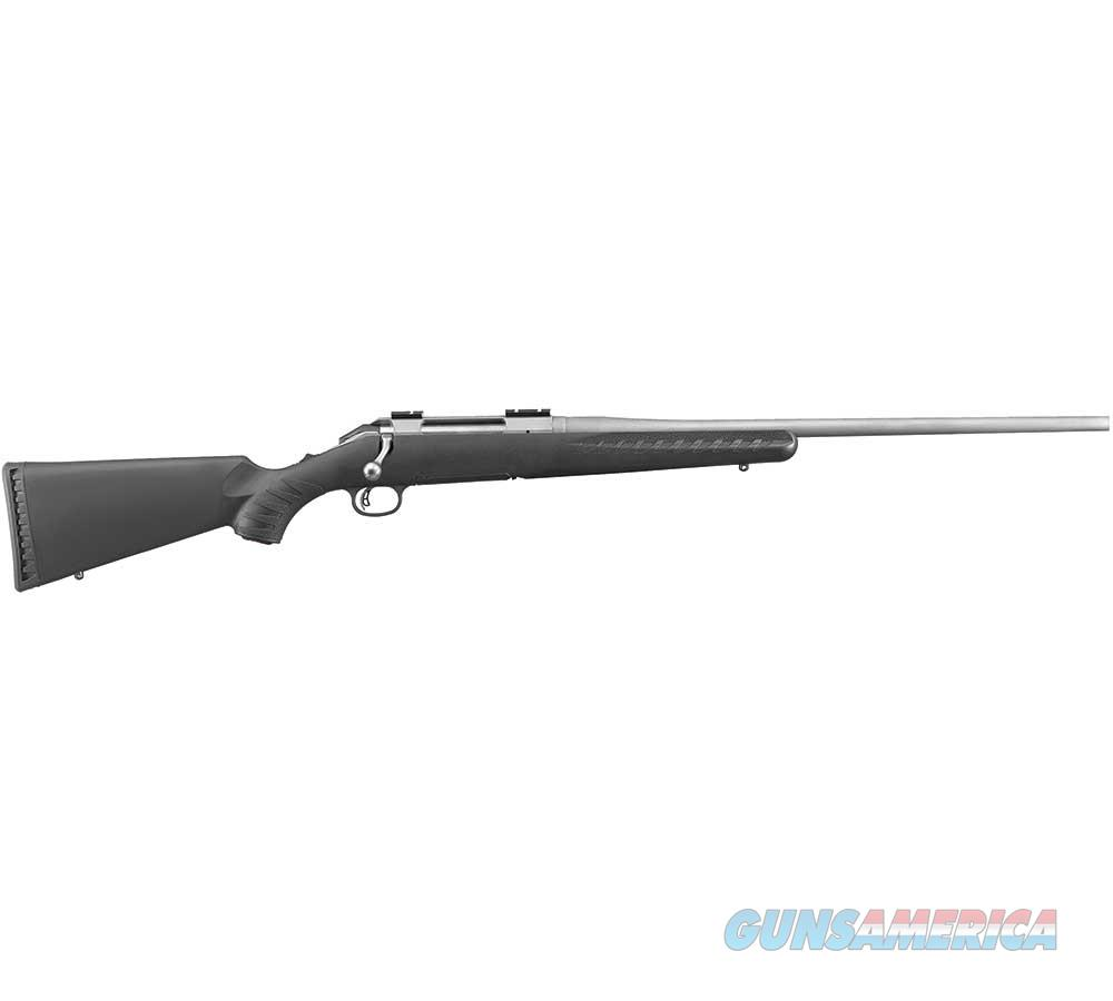 RUGER AMERICAN A/W 7MM08 6927  Guns > Rifles > Ruger Rifles > American Rifle