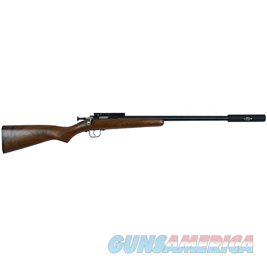 KSA CRICKETT 22LR 16 BULL 1/2X28 THRD WAL 124  Guns > Rifles > Crickett-Keystone Rifles