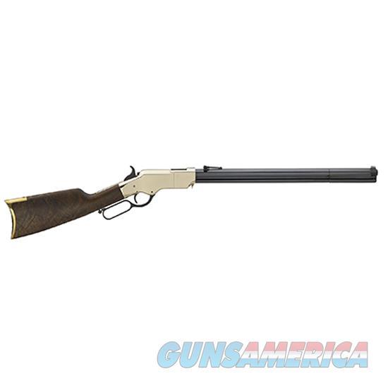 Henry Original 44-40 20.4 Oct Wal Brass Butt H011R  Guns > Rifles > H Misc Rifles