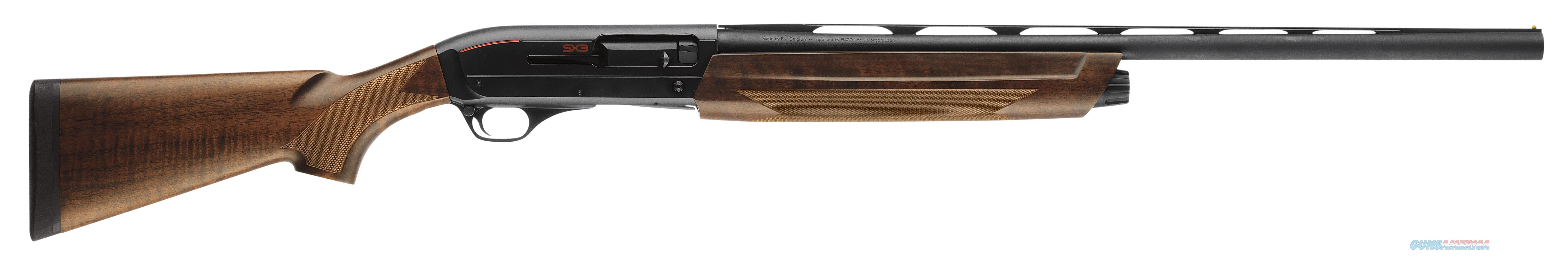 "Winchester Guns 511172393 Sx3 Semi-Automatic 12 Gauge 30"" 2.75"" Carbon Fiber Synthetic Stk Nickel Rcvr 511172393  Guns > Shotguns > W Misc Shotguns"