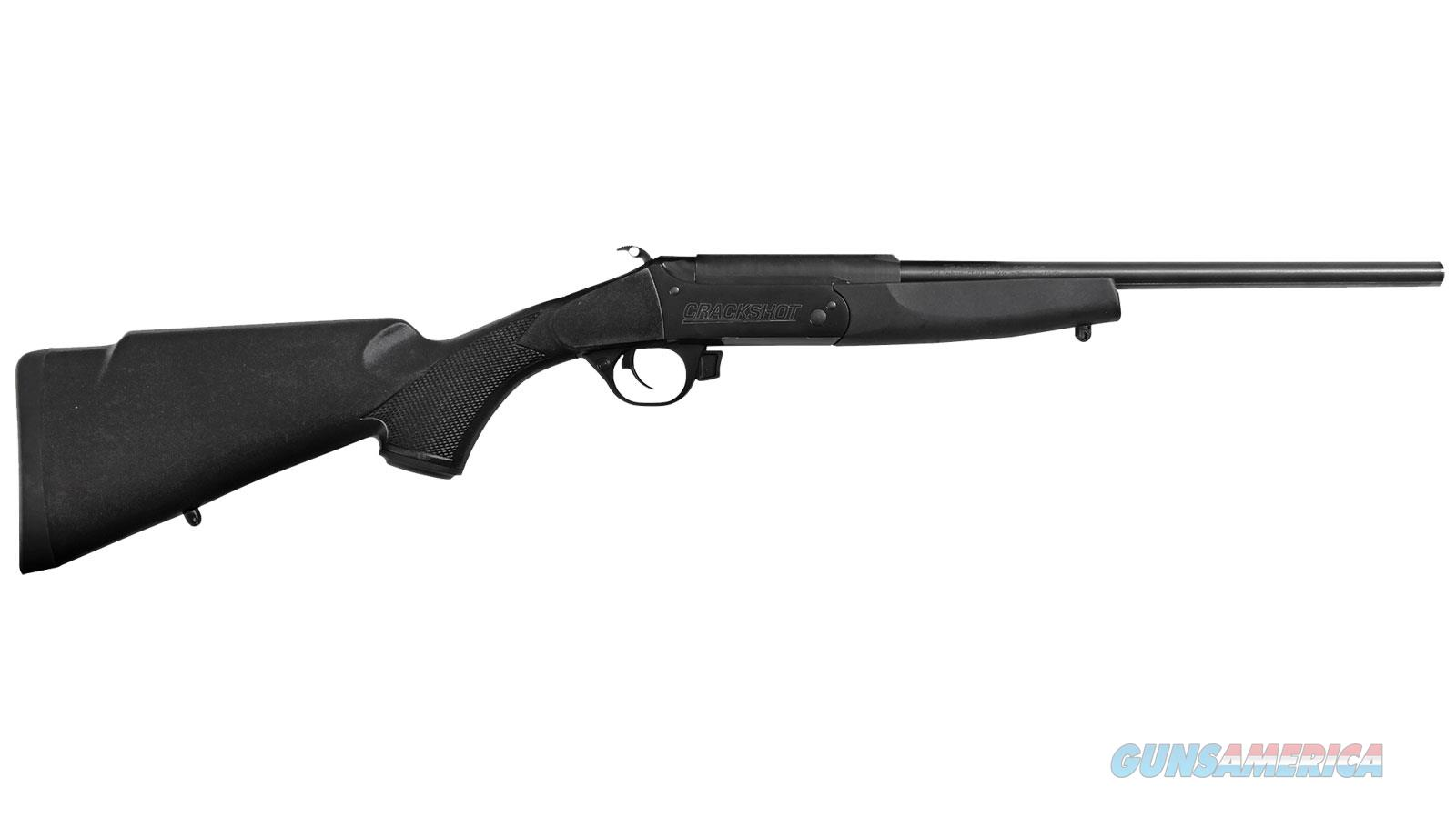"Traditions Crackshot 22Lr 20"" 1Rd CR220000  Guns > Rifles > Traditions Rifles"