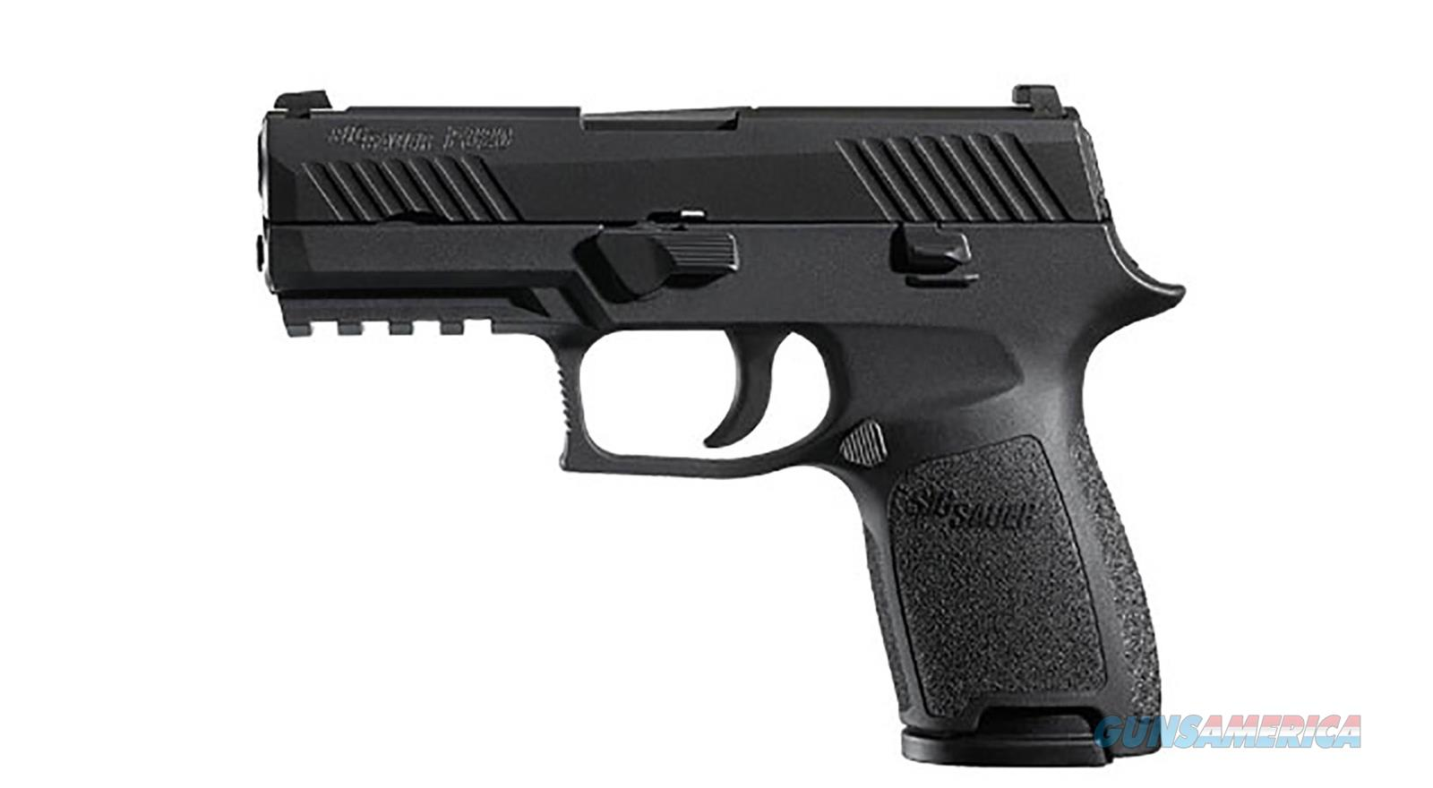 "SIG SAUER P320 40SW 3.9"" 13RD 320C-40-B  Guns > Pistols > Sig - Sauer/Sigarms Pistols > Other"