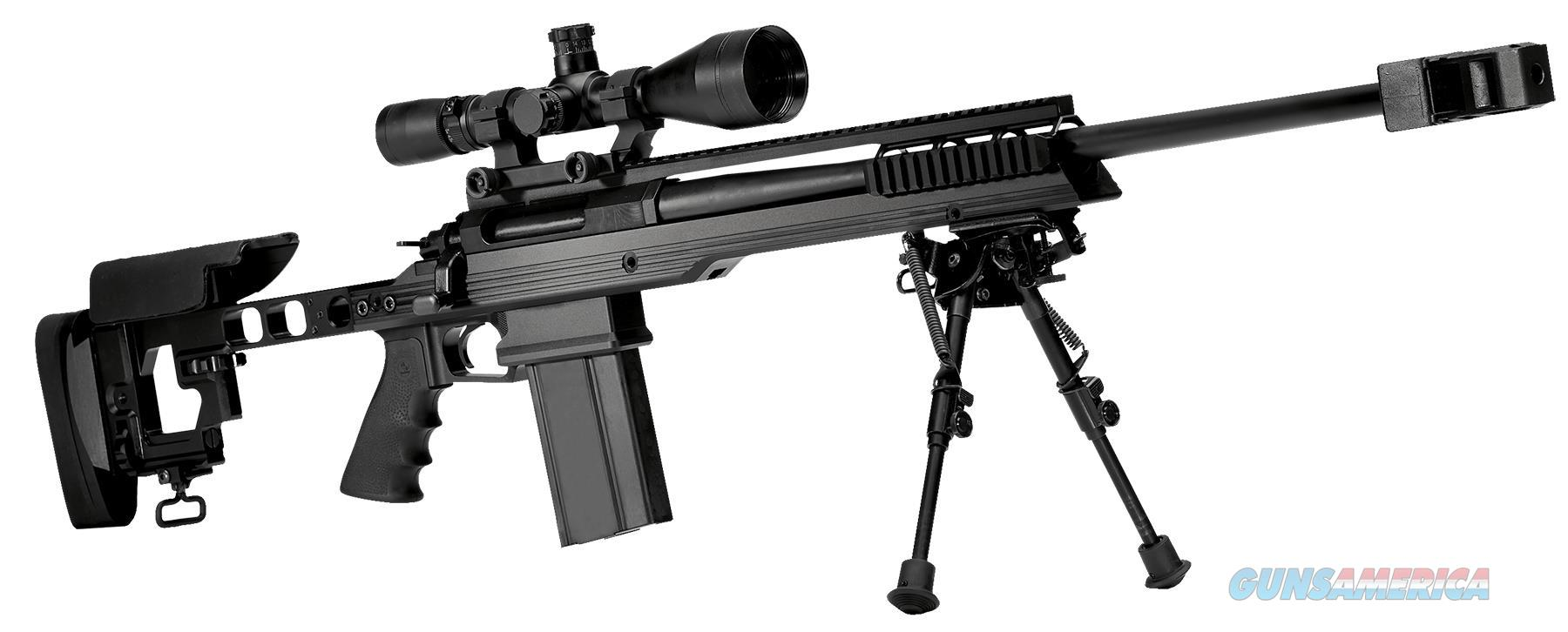 "Armalite 31Bt308 Ar-31 Target Rifle Bolt 308 Winchester/7.62 Nato 24"" 10+1 Adjustable Blk Stk Blk Hard Coat Anodized/Phosphate 31BT308  Guns > Rifles > A Misc Rifles"