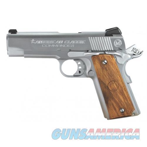 Bersa Arms Ac Comdr 45Auto 8Rd Chrome ACC45C  Guns > Pistols > B Misc Pistols