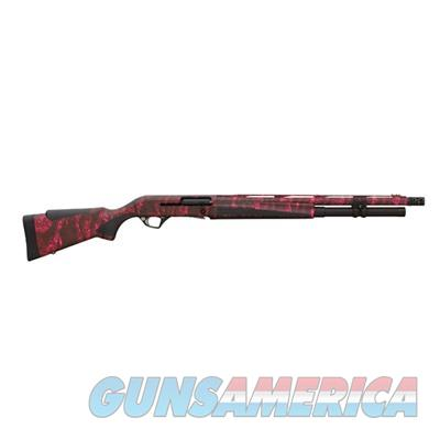 REMINGTON VERSA MAX 12GA 22 SYN PNK REAPER Z CAMO 81026  Guns > Shotguns > Remington Shotguns  > Autoloaders > Tactical