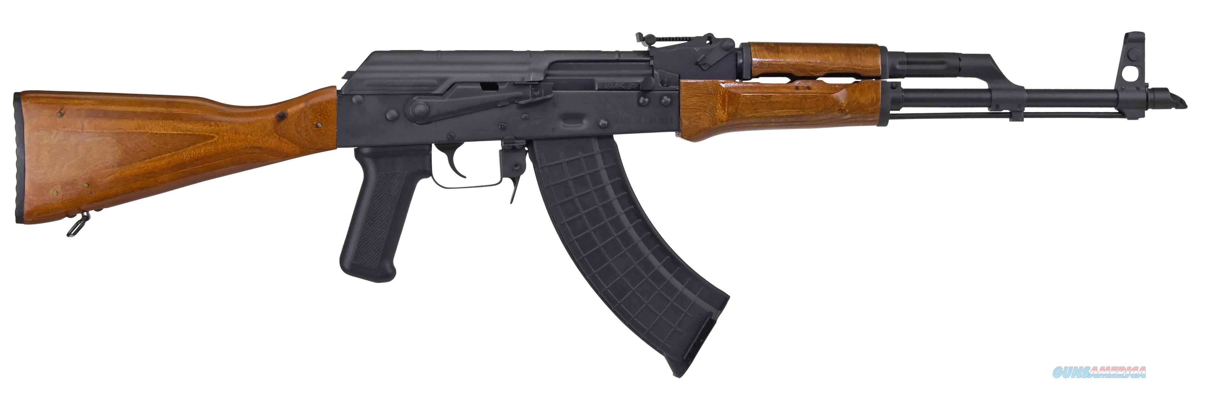 "I.O. IODM2009 AKM247C TACTICAL RIFLE SEMI-AUTOMATIC 7.62X39MM 16.5"" 30+1 FOLDING IODM2009  Guns > Rifles > AK-47 Rifles (and copies) > Folding Stock"