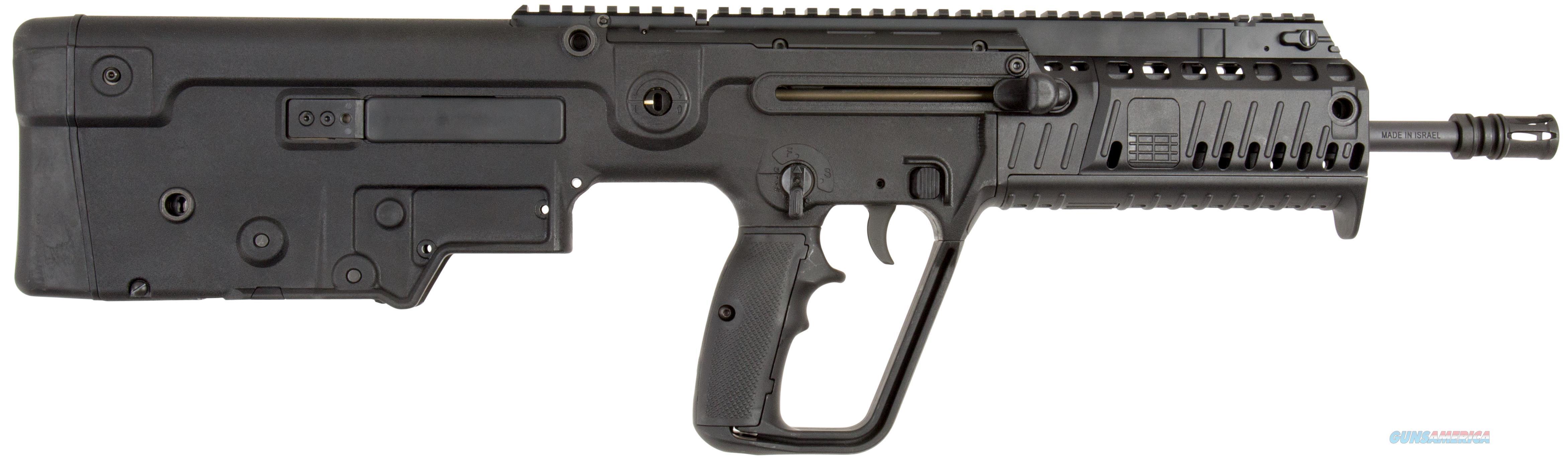 """Iwi Us Xb16l Tavor X95 Semi-Automatic 223 Remington/5.56 Nato 16.5"""" 30+1 Polymer Black Stk Black XB16L  Guns > Rifles > IJ Misc Rifles"""