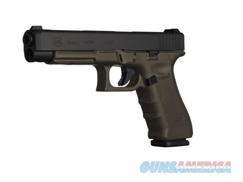 "G34 G4 Odg 9Mm 17+1 5.3"" As PG3437103  Guns > Pistols > G Misc Pistols"
