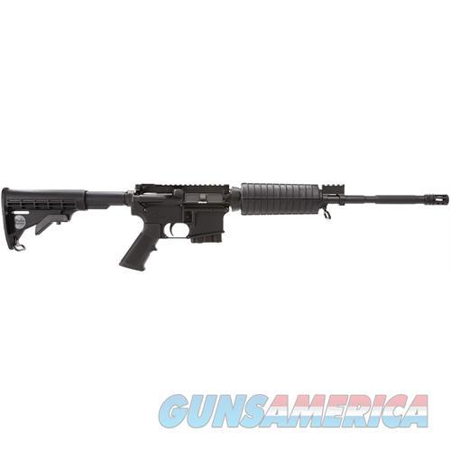 """Windham Weaponry R16m4ftptma Ww-15 Src *Ma Compliant* Semi-Automatic 223 Remington/5.56 Nato 16"""" 10+1 Fixed Black Stk Black R16M4FTPT-MA  Guns > Rifles > Windham Weaponry Rifles"""