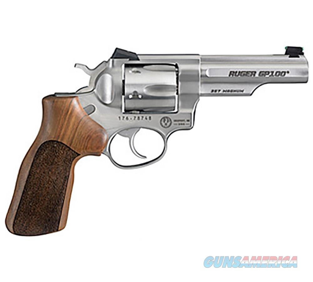 RUGER GP100 MTH CHMP 357MAG 4.2 1754  Guns > Pistols > Ruger Double Action Revolver > GP100
