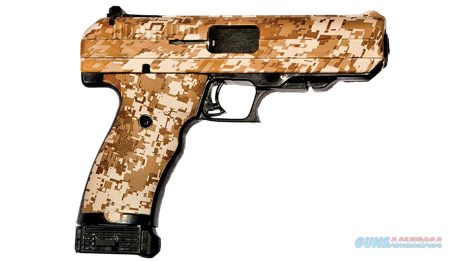 "Hi-Point 34510Dd Single 45 Automatic Colt Pistol (Acp) 4.5"" 9+1 Digital Desert Camo Grip/Frame 34510 DD  Guns > Pistols > H Misc Pistols"