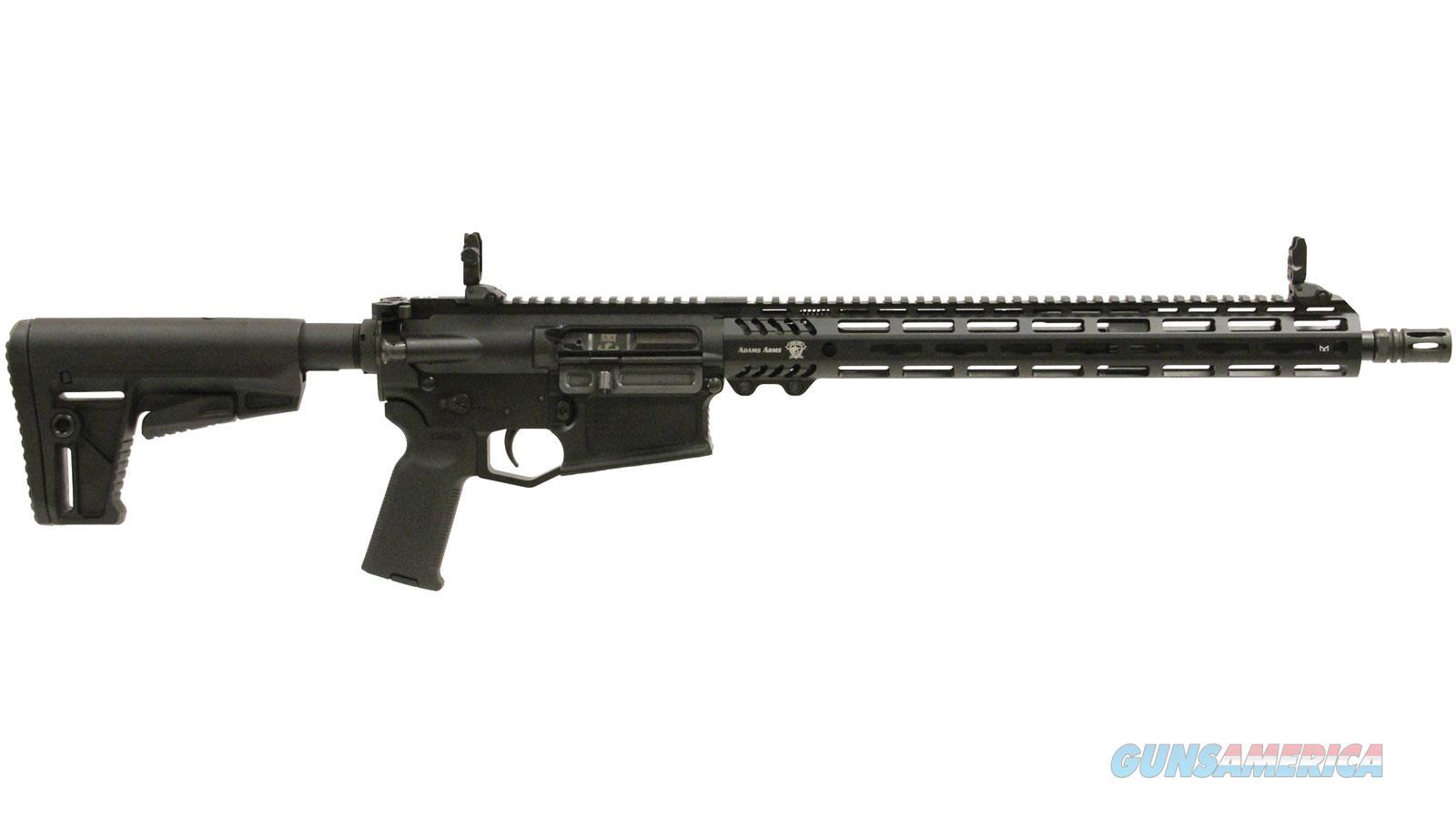 "Adams Arms P2 Rfl Adj 308 16"" FGAA00304  Guns > Rifles > A Misc Rifles"