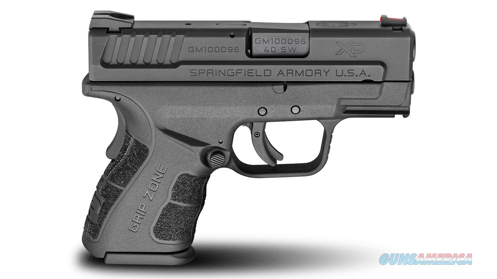 "Springfield Armory Xdg Mod.2 40Sw 3"" 12Rd XDG9802HC  Guns > Pistols > S Misc Pistols"