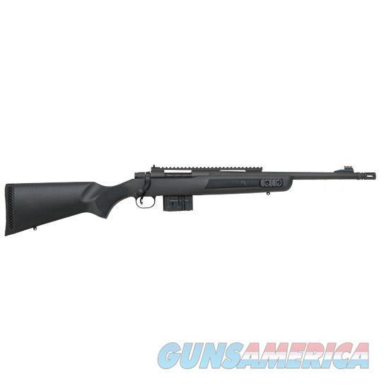 Mossberg Mvp Scout 308Win 16 Synth Blue 10Rd 27778  Guns > Rifles > MN Misc Rifles