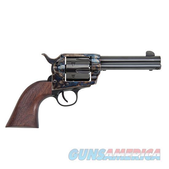 Traditions Frontier 1873 4.75 Cch 357Mag Sa Walnut SAT73-006  Guns > Pistols > Traditions Pistols