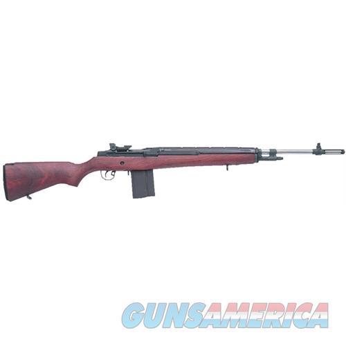 Springfield Armory M1a Nat'l Mt 308 Wlnt NA9802  Guns > Rifles > S Misc Rifles