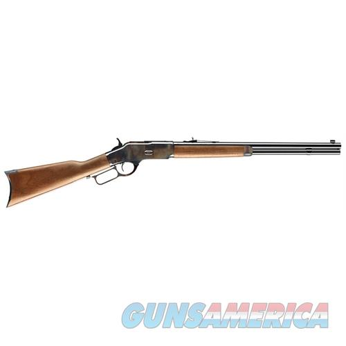 "Winchester 1873 Short Rifle .44-40 20"" Case Colored/Blued Walnut 534202140  Guns > Rifles > W Misc Rifles"