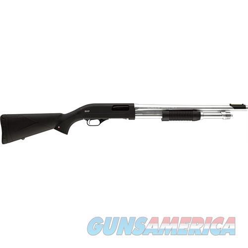 """Winchester Super-X Marine Defender 20Ga 3"""" 18"""" Inv+1 Chrome Syn 512268695  Guns > Shotguns > W Misc Shotguns"""
