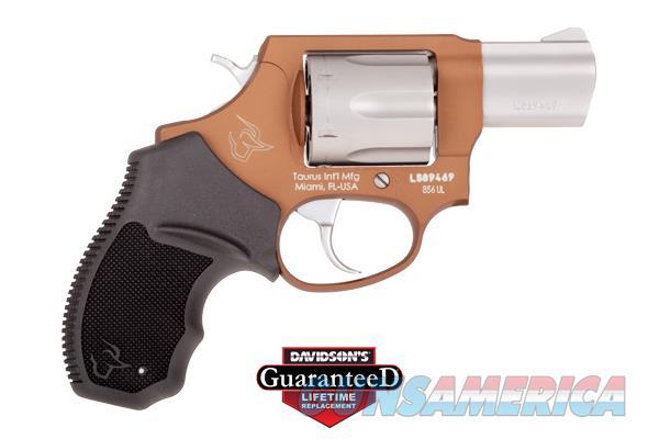 """Taurus 856Ul 38Spl 2"""" Bronz/Sts   Ultralite 6Rd 2-856029ULC12  Guns > Pistols > TU Misc Pistols"""