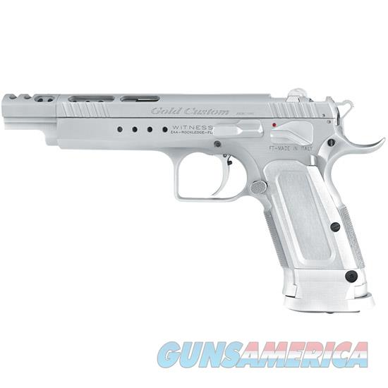 Eaa Tanfo Witness Gold 40Sw 15Rd 600085  Guns > Pistols > E Misc Pistols