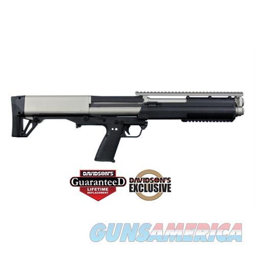 Keltec Ksg 12/18.5 Shtgn 14R Ttnm KSG-CK-TTNM  Guns > Shotguns > K Misc Shotguns