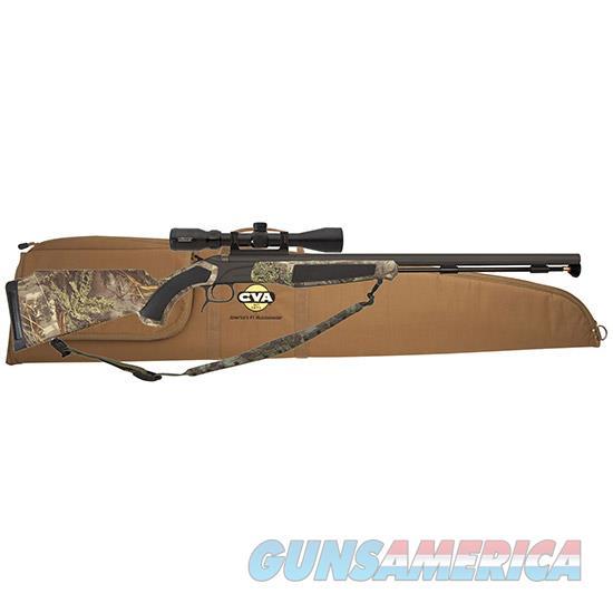 Cva Accura Mr 50Cal 25 Ss Nitride Syn Max1 Pkg PR3121SNSC  Guns > Rifles > C Misc Rifles