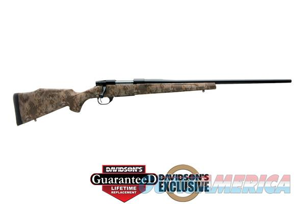 WEATHERBY VANGRD BA 6.5CREED B KB VBS65CMR4O  Guns > Rifles > Weatherby Rifles > Sporting