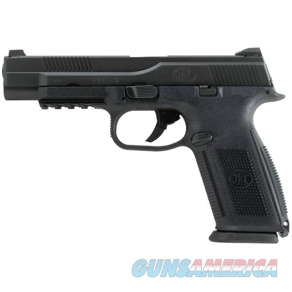 Fn Manufacturing Fns-9L 9Mm Blk/Blk 3-17Rd 66725  Guns > Pistols > F Misc Pistols