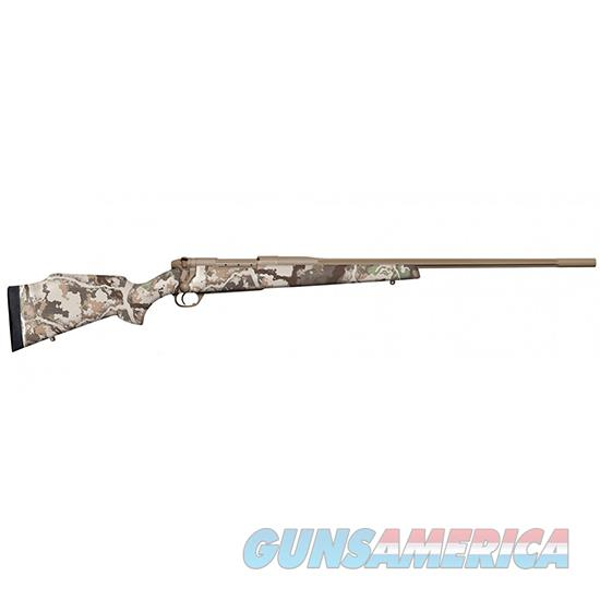 Weatherby Mkv First Lite 6.5-300 26 MFLM653WR60  Guns > Rifles > W Misc Rifles