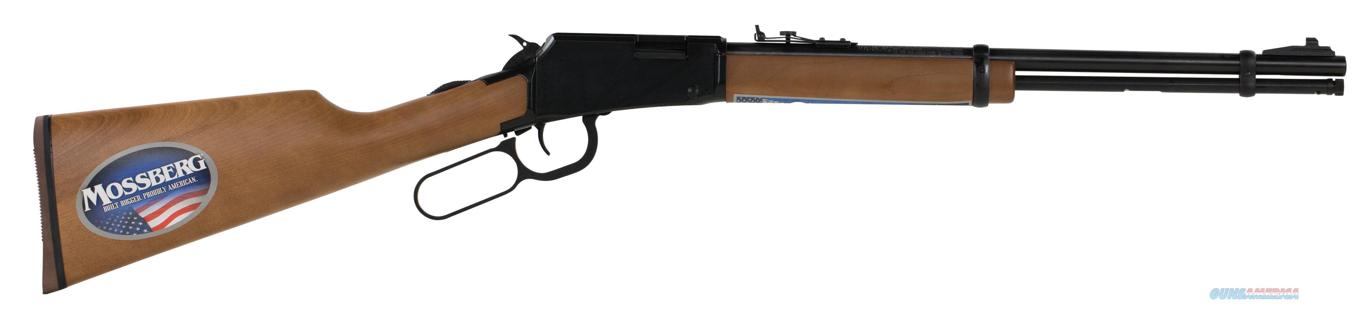 "Mossberg 43000 464 Straight Grip Lever 22 Long Rifle 18"" 14+1 Hardwood Stk Blued 43000  Guns > Rifles > MN Misc Rifles"