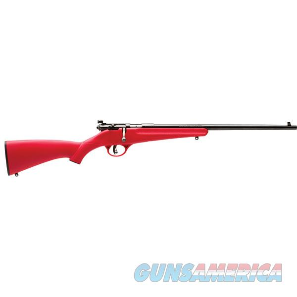 "Savage Arms Rascal 22Lr 16"" Red Syn 13795  Guns > Rifles > S Misc Rifles"