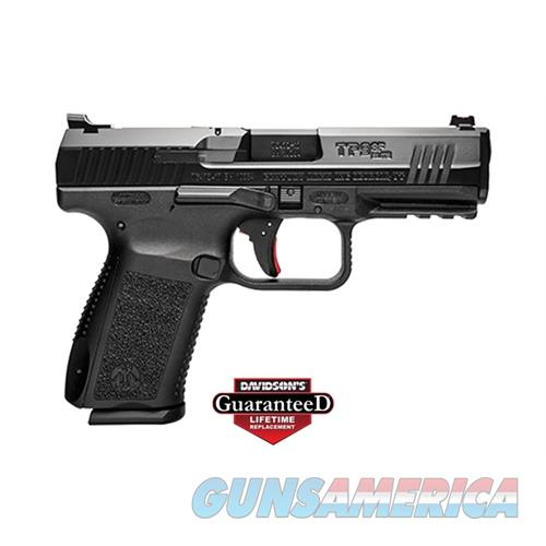Century International Arms Tp9sf Elite 9Mm Pst 10Rd B HG3899N  Guns > Pistols > C Misc Pistols