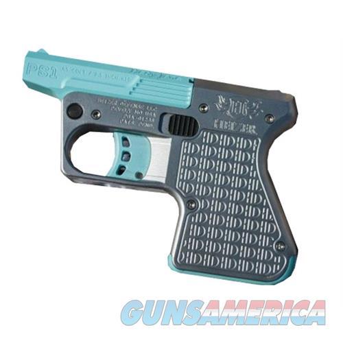 Heizer Defense, Llc Hedy Jane 45/410 Aqua/Ss PS1-SS-AQ  Guns > Pistols > H Misc Pistols
