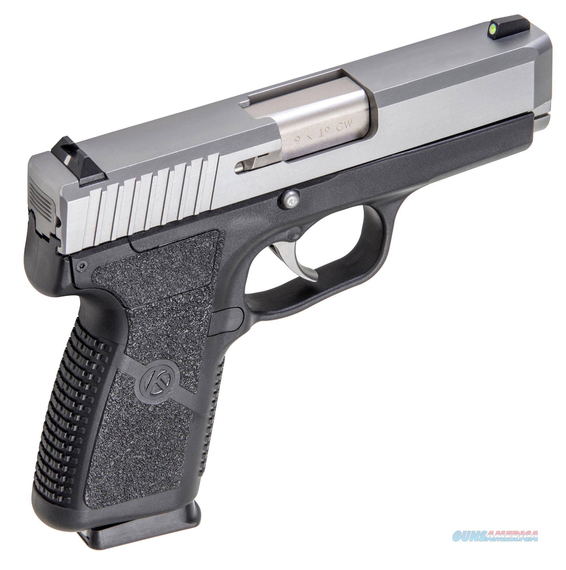 Kahr Arms Cw9 9Mm Dao 7Rd Ss Ns CW9093N  Guns > Pistols > K Misc Pistols