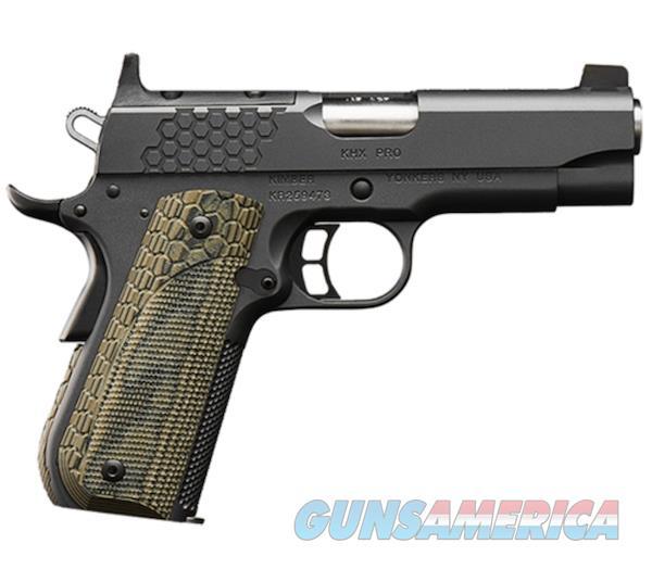 Kimber 9Mm Khx Pro Or KIM3000364  Guns > Pistols > K Misc Pistols