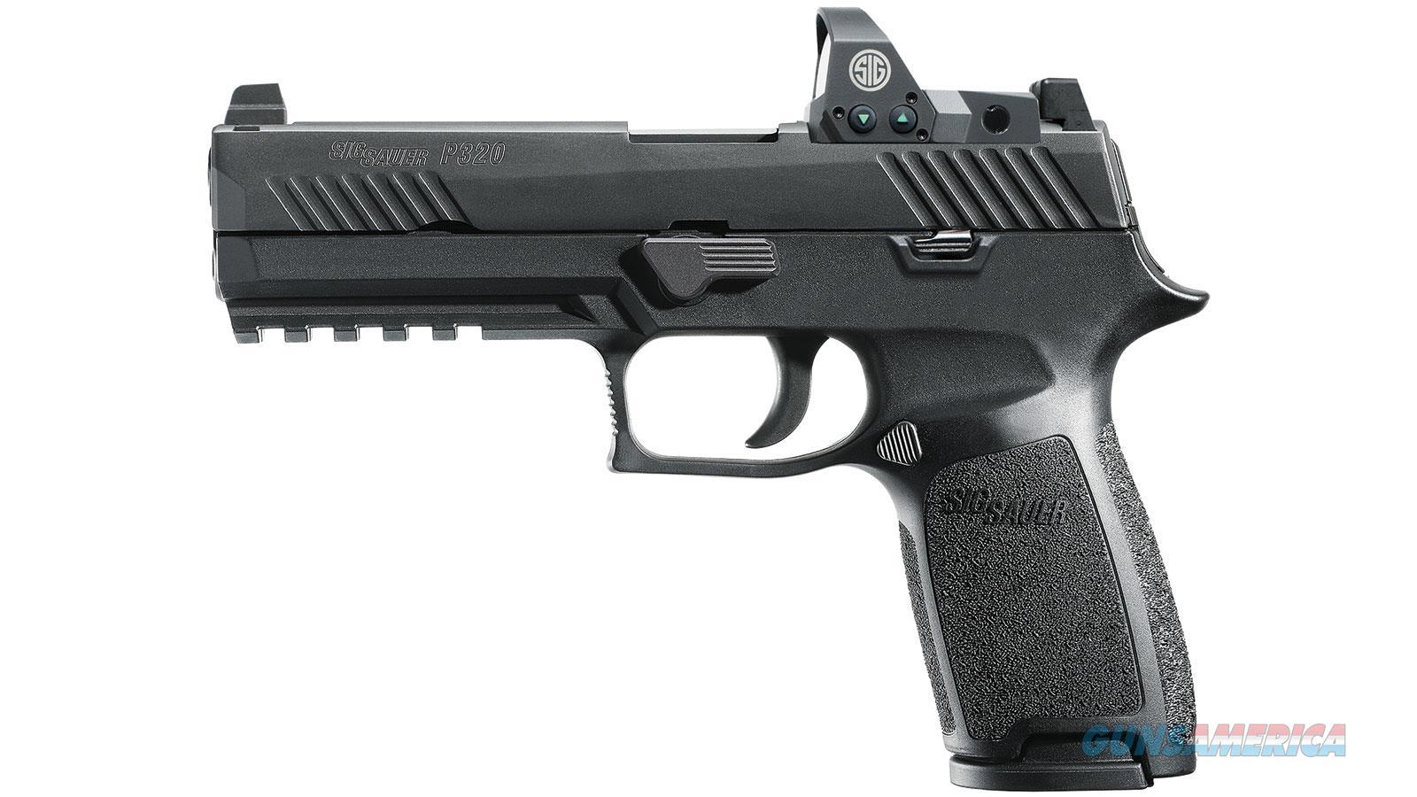 "Sig Sauer P320 9Mm 4.7"" 17Rd 320F9BSSRX  Guns > Pistols > S Misc Pistols"
