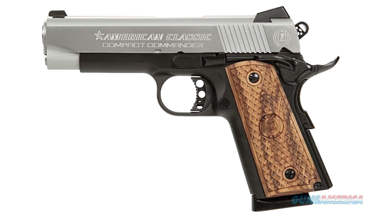 EAGLE IMPORTS/BERSA AC COMPACT COMMANDER 45ACP DUO TONE 7RD ACCC45DT  Guns > Pistols > Desert Eagle/IMI Pistols > Other