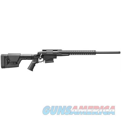 "Remington 700 Pcr Chassis 6.5Cm 24""Hb Blk Squaredrop Handguard 84586  Guns > Rifles > R Misc Rifles"