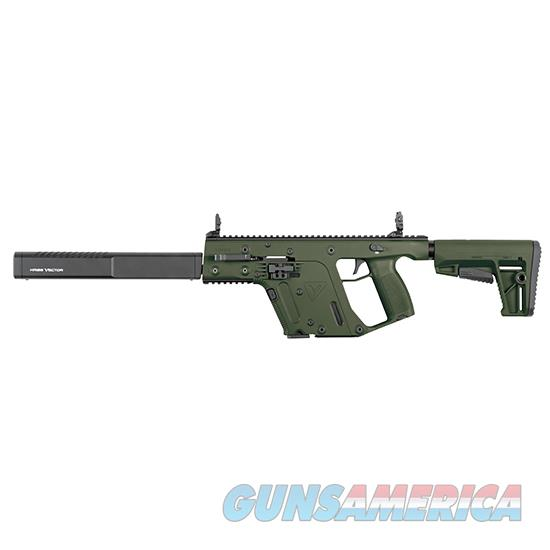KRISS NEWCO USA INC VECTOR CRB G2 9MM 16 ODG 17RD KV90CGR20  Guns > Rifles > K Misc Rifles