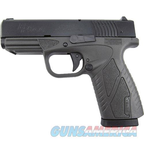 "Bersa Bp9grcc Bpcc Concealed Carry Double 9Mm Luger 3.3"" 8+1 Gray Polymer Grip/Frame Grip Black BP9GRCC  Guns > Pistols > B Misc Pistols"