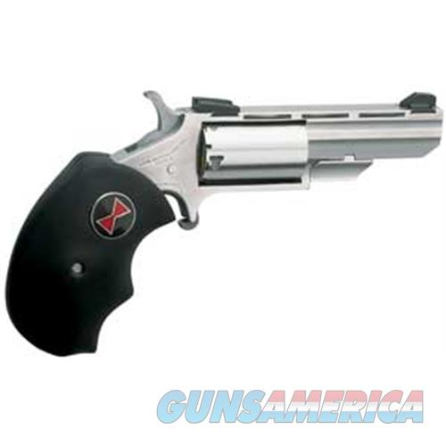 North American Arms 22Lr 2In Blk Widow F/S NAA-BWL  Guns > Pistols > North American Arms Pistols