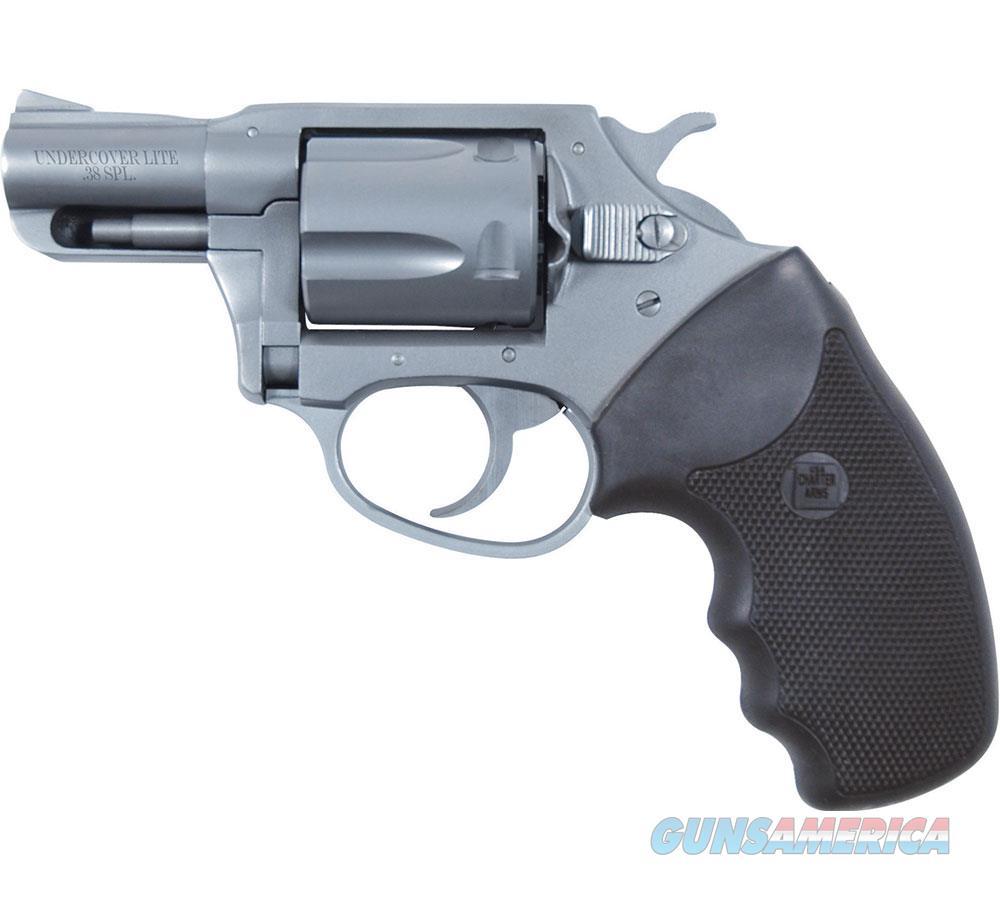 "Charter Arms Undrcvr 38Spl 2"" 5Rd Ss 73820  Guns > Pistols > C Misc Pistols"