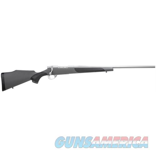 """Weatherby Vanguard Stainless .308 Win 24"""" Grey/Black Synthetic VGS308NR4O  Guns > Rifles > W Misc Rifles"""