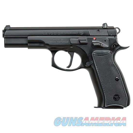 Czusa 75 Sa 9Mm 4.6 Blade Trigger Ambi Stop & Safe 91160  Guns > Pistols > C Misc Pistols